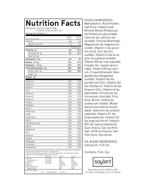 Complete-Soylent-Nutrition-Facts